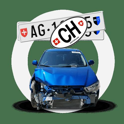 Unfallwagen Ankauf Aargau
